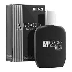 Ardagio Eau de black night woda toaletowa męska 100 ml J' Fenzi