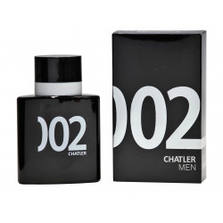 002 Chatier men 100 ml woda toaletowa męska Chatier