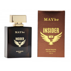 INSIDER MEN woda toaletowa 100ml MAYbe
