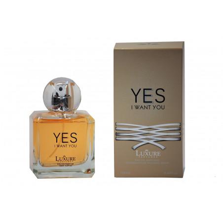YES I WANT YOU woda perfumowana  100 ML Luxure