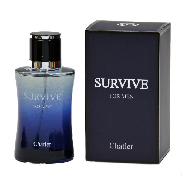 SURVIVE for men woda perfumowana męska 100 ml Chatler