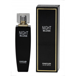 NIGHT BLUSS  woda perfumowana damska 100 ml Chatler
