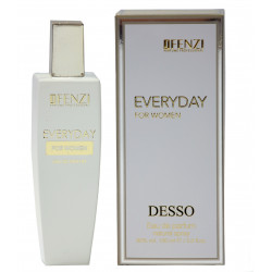 EVERYDAY for women  woda perfumowana damska 100 ml J' Fenzi