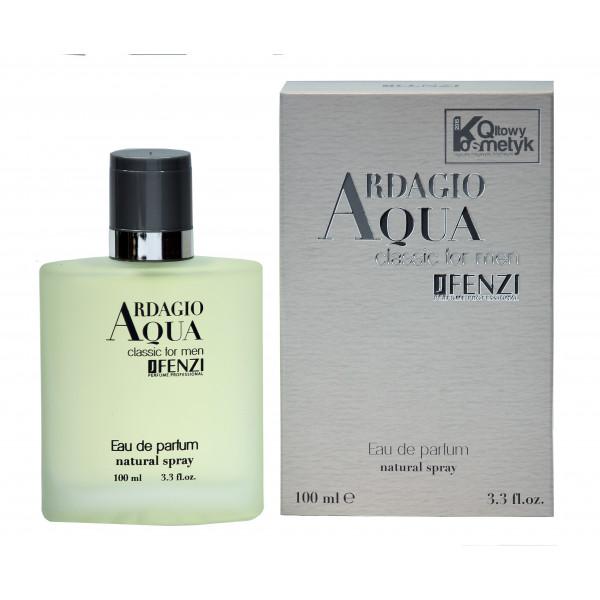 Ardagio Aqua classic for men  woda perfumowana męska 100 ml J' Fenzi