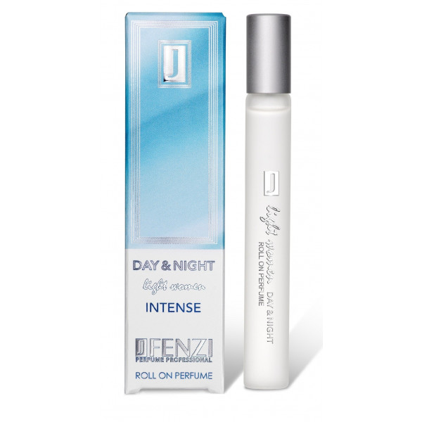 Day&Night light women Intense rolka perfumowana 10 ml J Fenzi
