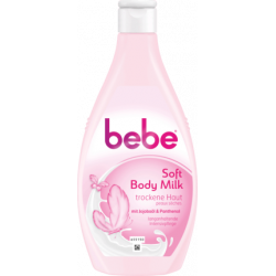 Balsam do ciała do skóry suchej Bebe Soft Body Milk - 400 ml