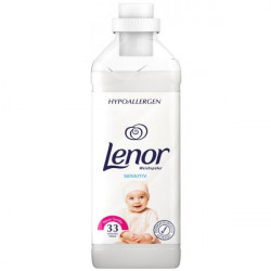 Płyn do płukania Lenor Hypoallergen Sensitive - 990 ml