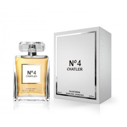 CHATLER No 4 eau de parfum 100 ml Chatler
