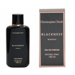 BLACKNESS WOMEN - woda perfumowana damska 100 ml  MAYbe