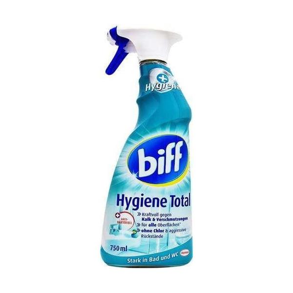 Antybakteryjny spray do łazienki biff 750 ml Henkel