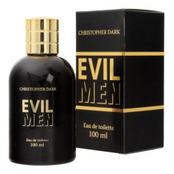 Evil Men woda toaletowa męska 100 ml Christopher Dark