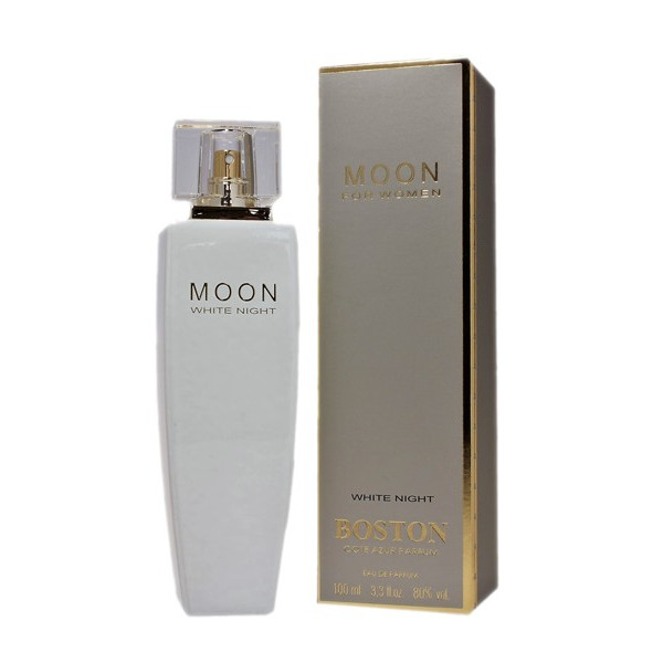 BOSTON MOON WHITE NIGHT woda perfumowana damska 100 ml  Cote d' Azur